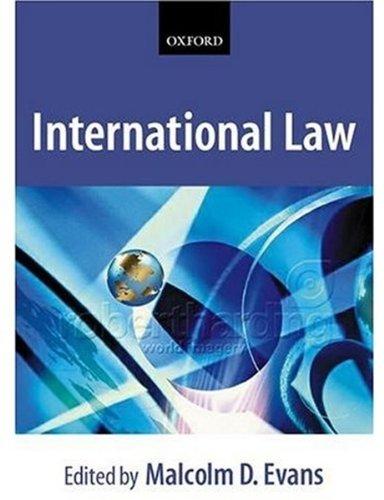 9780199251148: International Law