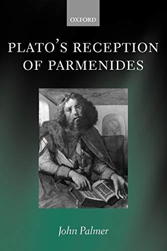 9780199251599: Plato's Reception of Parmenides