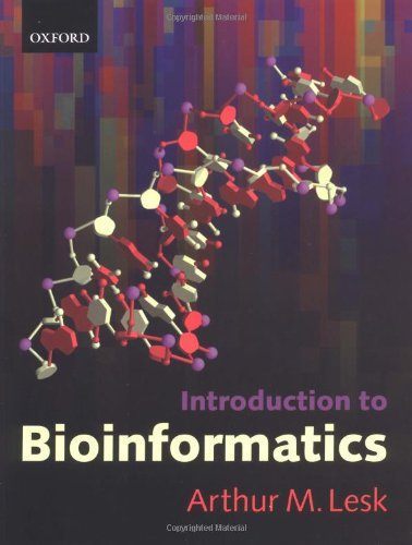 9780199251964: Introduction to Bioinformatics