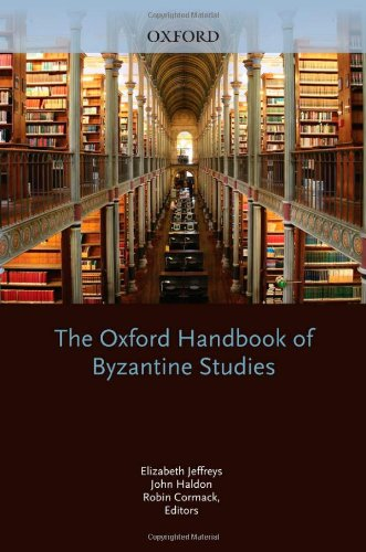 9780199252466: The Oxford Handbook of Byzantine Studies (Oxford Handbooks)