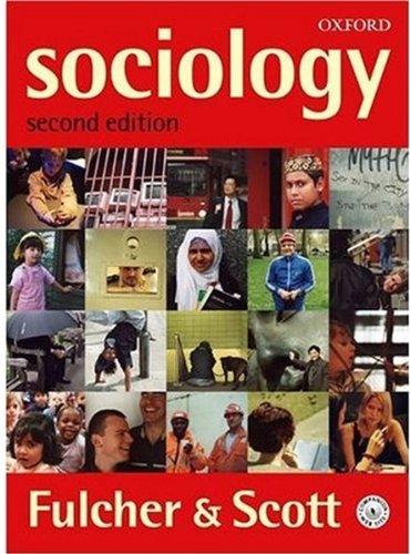 9780199253418: Sociology