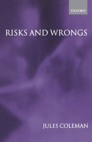 9780199253616: Risks and Wrongs