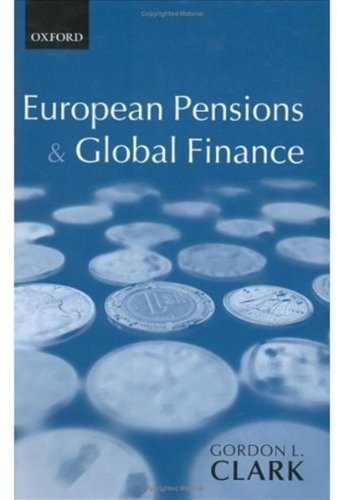 9780199253630: European Pensions and Global Finance (Economics & Finance)