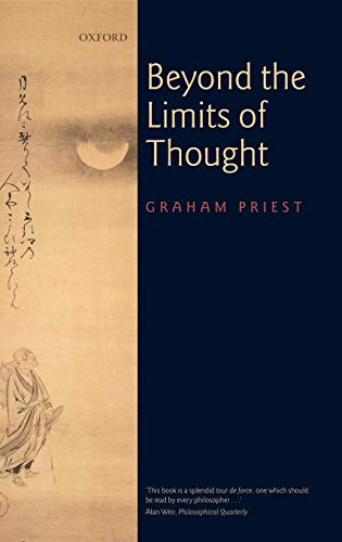 9780199254057: Beyond the Limits of Thought
