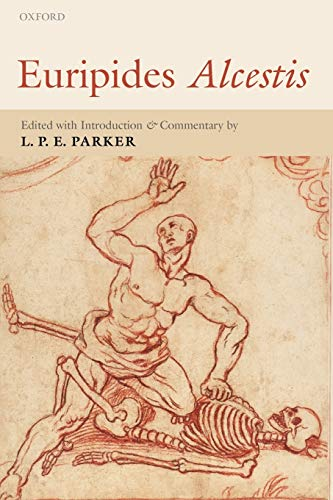 9780199254675: Euripides Alcestis: With Introduction and Commentary