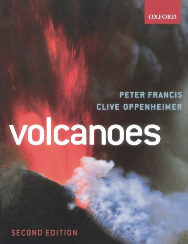 Volcanoes by Peter Francis; Clive Oppenheimer: Oxford ... - photo#1