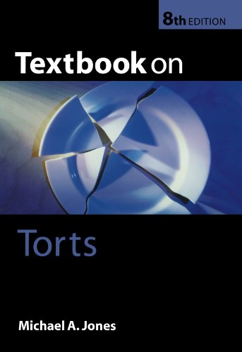 9780199255337: Textbook on Torts (Textbook S)