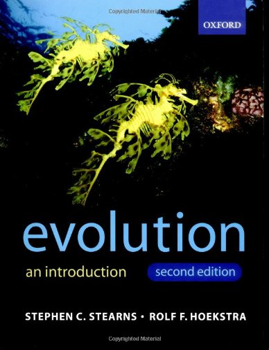 9780199255634: Evolution