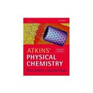 9780199255795: Atkins' Physical Chemistry