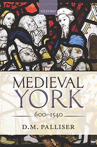 9780199255849: Medieval York