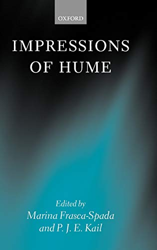 9780199256525: Impressions of Hume (Mind Association Occasional Series)
