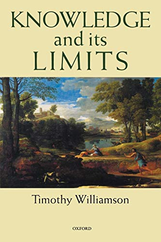 9780199256563: Knowledge and its Limits