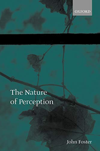 9780199256624: The Nature of Perception