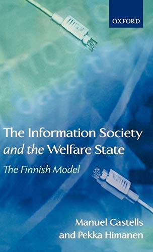 9780199256990: The Information Society and the Welfare State: The Finnish Model (Sitra (Series), 233.)