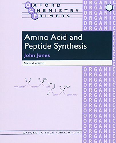 9780199257386: Amino Acid and Peptide Synthesis (Oxford Chemistry Primers)