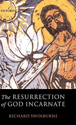 9780199257454: The Resurrection of God Incarnate