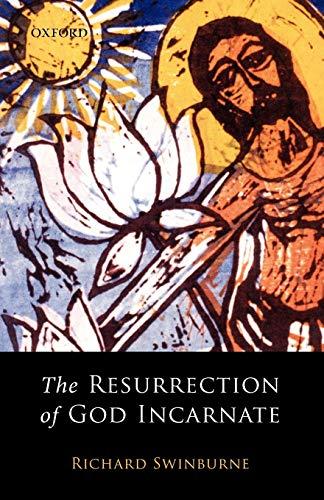 9780199257461: The Resurrection of God Incarnate
