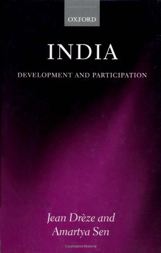 9780199257485: India: Development and Participation