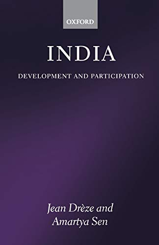 9780199257492: India: Development and Participation