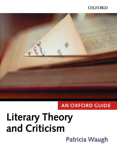 9780199258369: Literary Theory and Criticism: An Oxford Guide