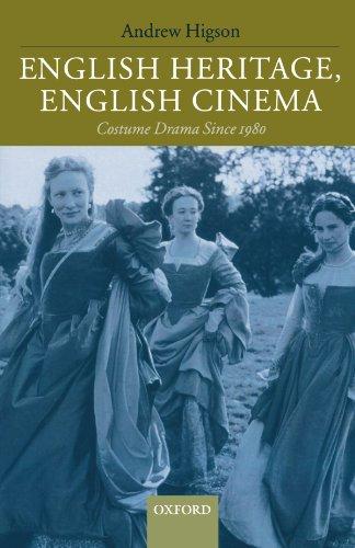9780199259021: English Heritage, English Cinema: Costume Drama Since 1980