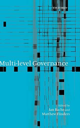 9780199259250: Multi-level Governance