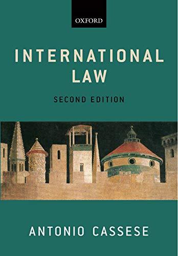 International Law (Paperback): Antonio Cassese