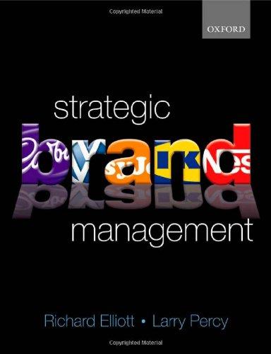 9780199260003: Strategic Brand Management