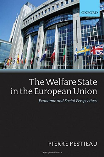 9780199261017: The Welfare State in the European Union: Economic and Social Perspectives