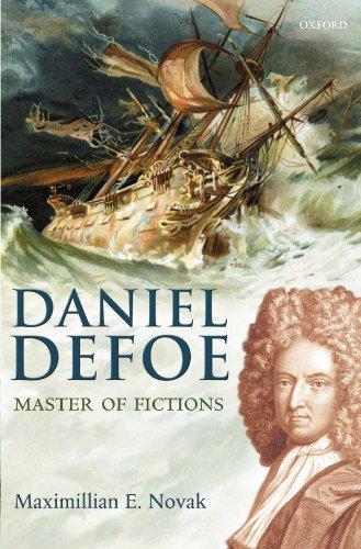 9780199261543: Daniel Defoe: Master of Fictions: His Life and Ideas