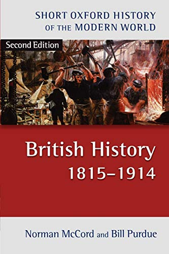 9780199261642: British History 1815-1914 2/e (Short Oxford History of the Modern World)