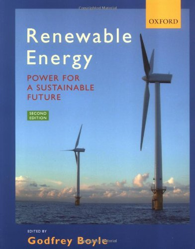 9780199261789: Renewable Energy: Power for a Sustainable Future, Second Edition