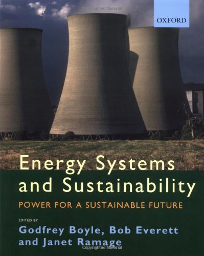 9780199261796: Energy Systems and Sustainability