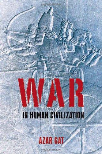 9780199262137: War in Human Civilization
