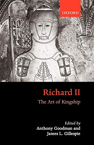9780199262205: Richard Il: The Art of Kingship