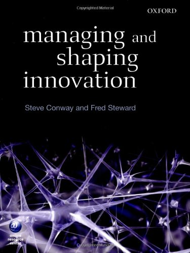 9780199262267: Managing And Shaping Innovation