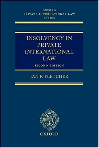 9780199262502: Insolvency in Private International Law (Oxford Private International Law Series)