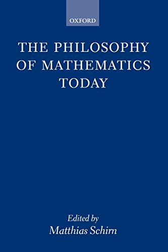 9780199262625: The Philosophy of Mathematics Today