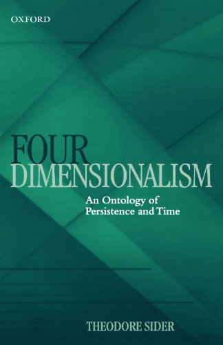 9780199263523: Four-Dimensionalism: An Ontology of Persistence and Time