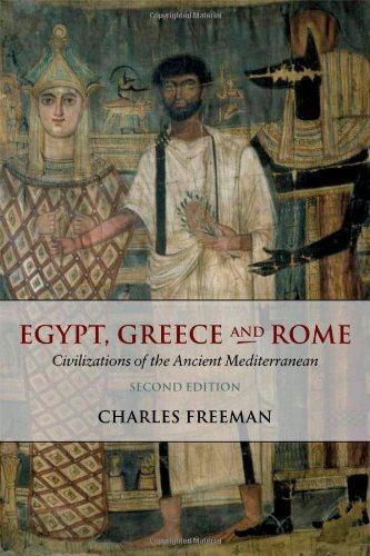 EGYPT, GREECE, AND ROME. CIVILIZATIONS OF THE ANCIENT MEDITERRANEAN