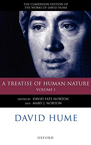 9780199263837: David Hume: A Treatise of Human Nature: Volume 1: Texts (Clarendon Hume Edition Series)