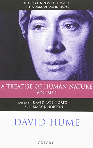 9780199263851: A Treatise of Human Nature, Volumes 1 & 2: David Hume: A Treatise of Human Nature: Two-volume set (Clarendon Hume Edition Series)