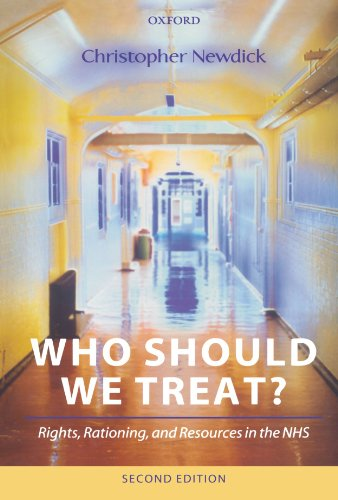 9780199264186: Who Should We Treat?: Rights, Rationing, and Resources in the NHS