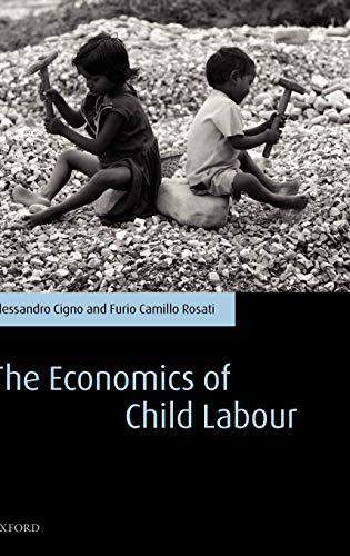 9780199264452: The Economics of Child Labour