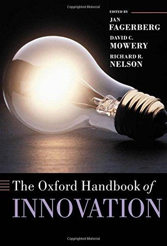 9780199264551: The Oxford Handbook of Innovation