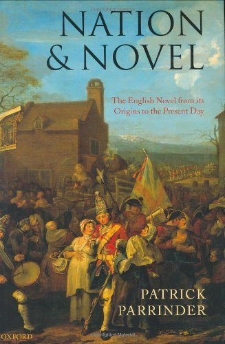9780199264841: Nation and Novel: The English Novel from Its Origins to the Present Day
