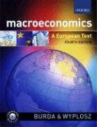 9780199264964: Macroeconomics: A European Text