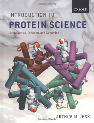 9780199265114: Introduction to Protein Science: Architecture, Function, and Genomics