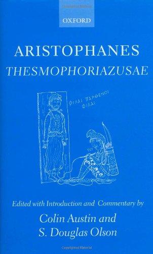 9780199265275: Aristophanes Thesmophoriazusae