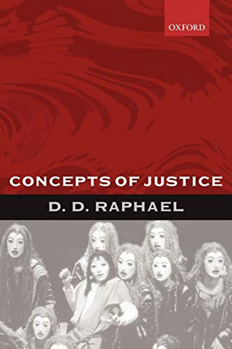 9780199265466: Concepts of Justice